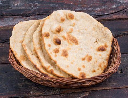 Roti indian