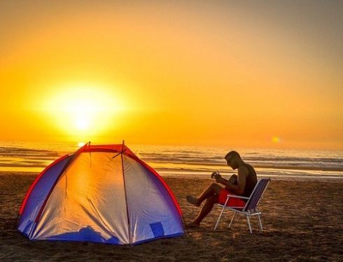 camping in india 1