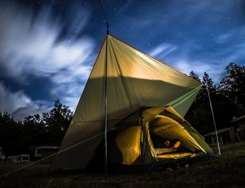 camping in india 3