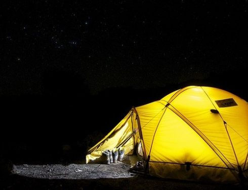 camping in india 6