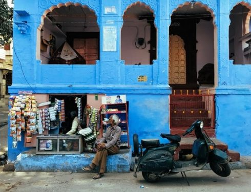 shopping market in india 1