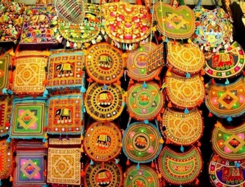 shopping market in india 2