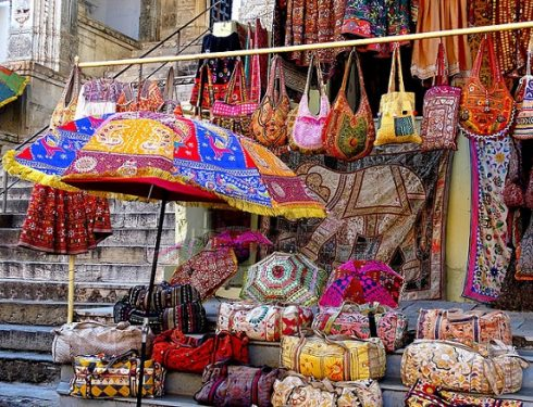 shopping market in india 9