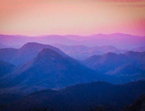 udaipuir mountain