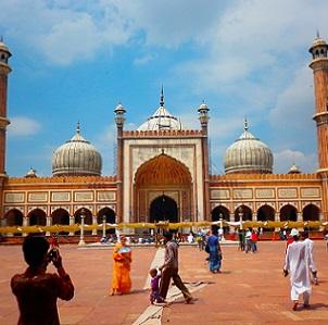Mosque-India