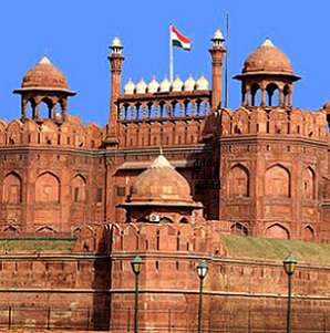 Red-fort-India