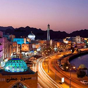 Night-view-Oman